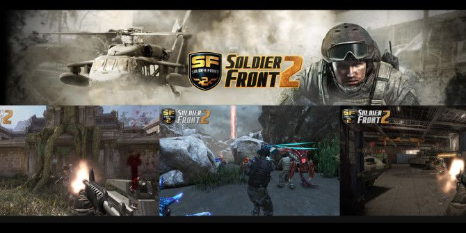 Looking For A Fast-Paced FPS Multiplayer Game? Try Soldier Front 2