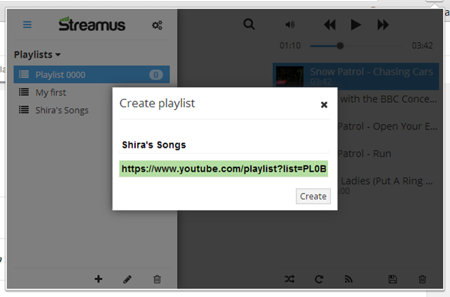 4 Simple YouTube Music Players for a Swim in the Stream of