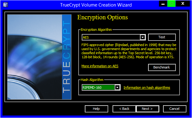 truecrypt encryption