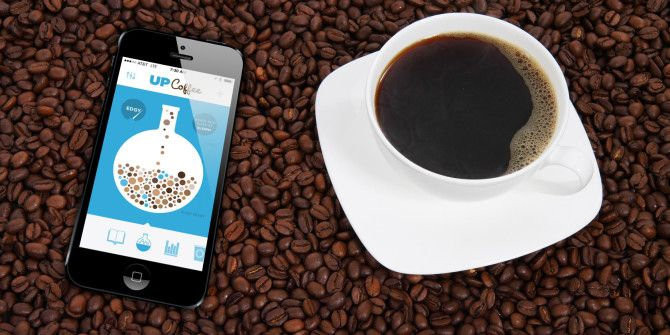 Use Jawbone UP Coffee To Manage Your Caffeine Intake
