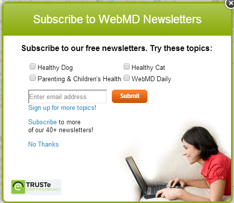 webmd-pets-newsletter