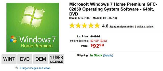 buy windows 7 home