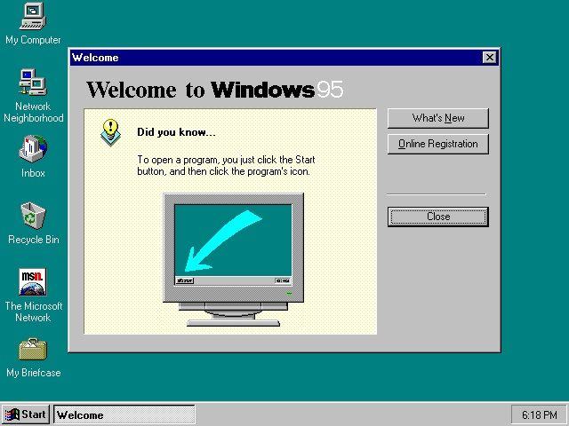 windows-95-first-run