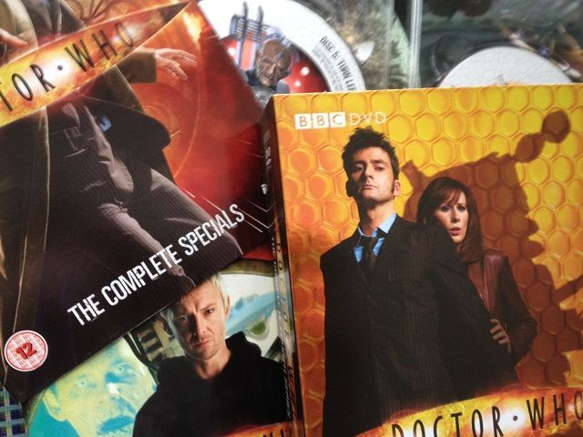 Doctor Who Series 4 and Specials