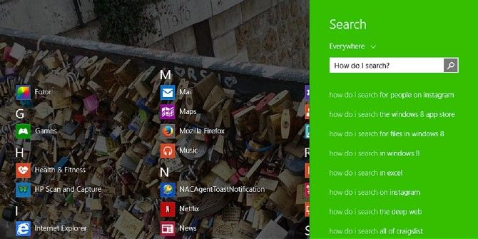 How To Search Better & Faster On Windows 8
