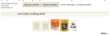 An Unofficial Guide to Goodreads for Readers and Writers Goodreads 2