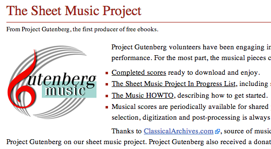 Project Gutenberg: More Than Just Free Books Gutenberg 16