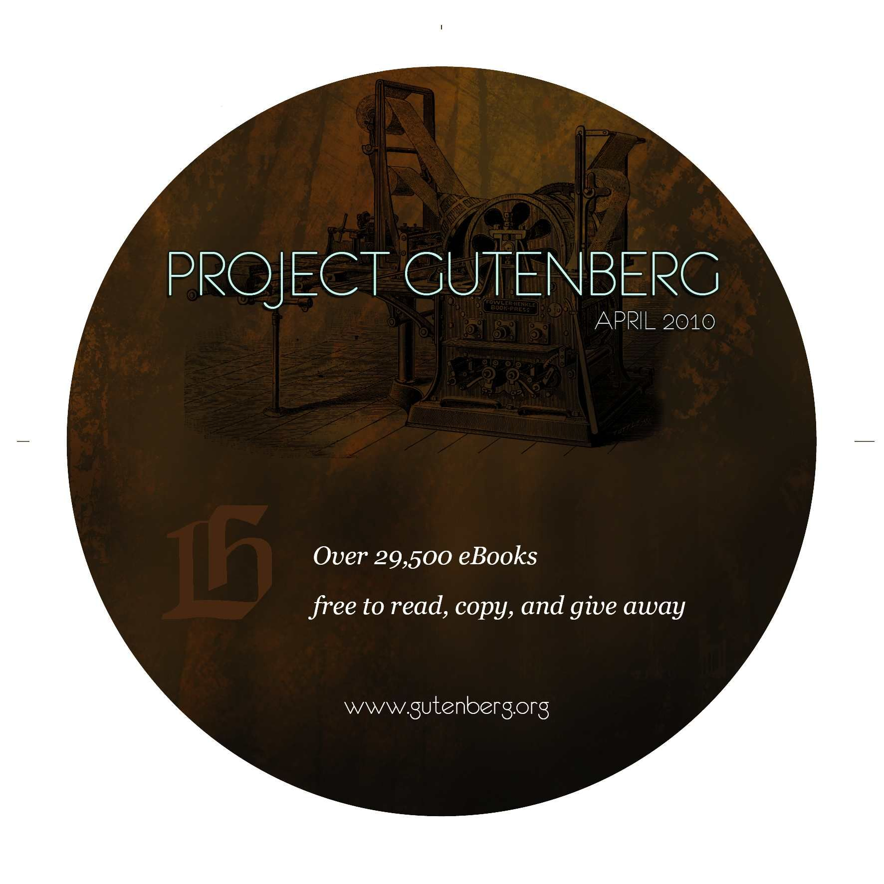 Project Gutenberg: More Than Just Free Books Gutenberg 18
