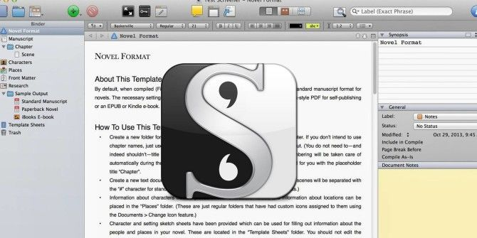 Power Up Your Writing Workflow: Make Better Use Of Scrivener