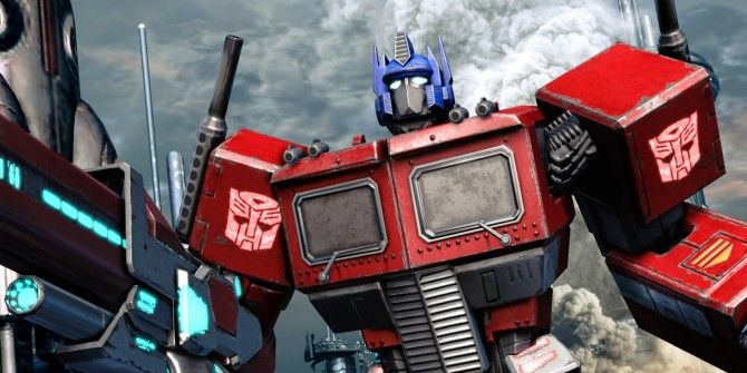 11 Shape-Shifting Video Games For Hardcore Transformers Fans