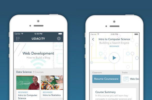 تطبيق Udacity - تطبيقات التعليم