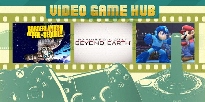 Smash Bros. Release Date, Civilization Beyond Earth, Borderlands Pre-Sequel [Video Game Hub]