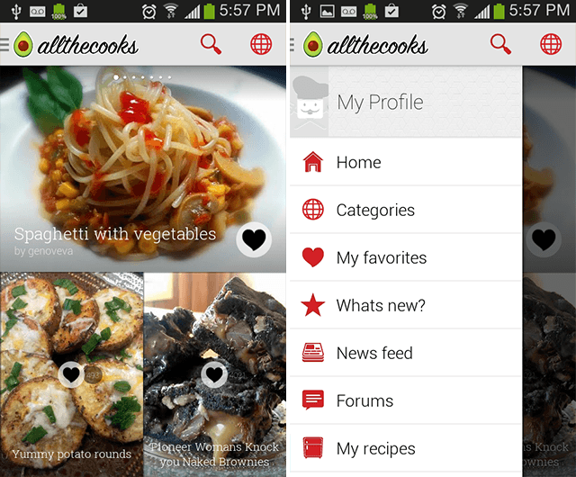 android-recipes-allthecooks