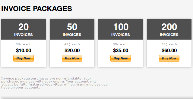 billbooks-invoice-packages