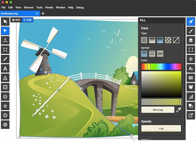 The Best Vector Software For Mac Designers A Bud