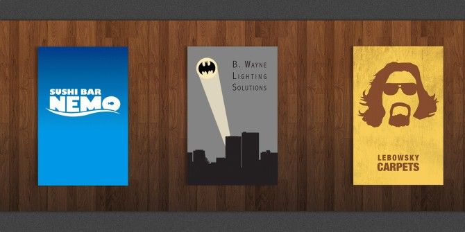 If Pop Culture Characters Changed Careers, This Is How Their Business Cards Would Look