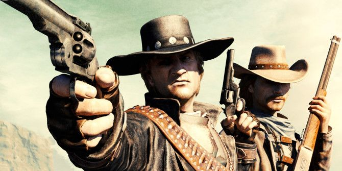 5 Incredible Games Based In The Wild West