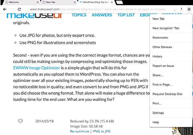 Comparison of Third Party Browsers for iPad chrome