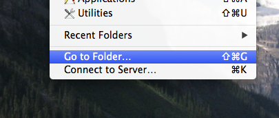 connect-to-folder