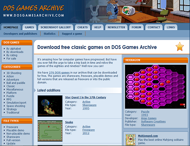 Access freegameempire. Com. Free game empire old dos games for.