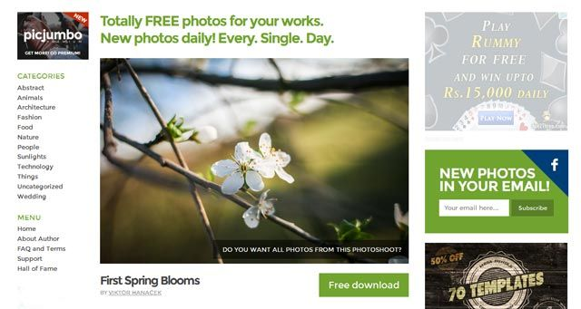 Free photographs - Picjumbo