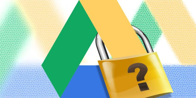 How Secure Are Your Documents In Google Drive?