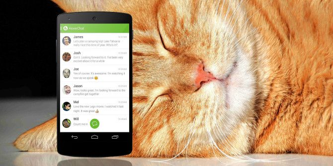 Hoverchat Brings Facebook Messenger's Chat Heads To SMS