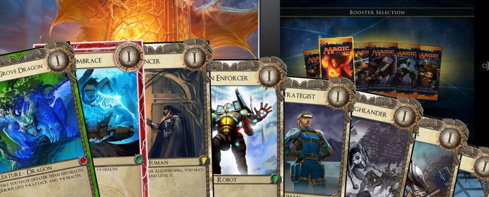 Try Your Hand at These 3 Great iOS Collectible Card Games