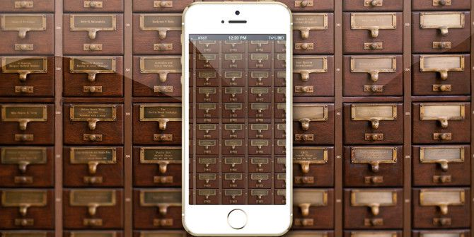 Cataloguing Made Easy: Scan Your Media, Books & More Into Your Library With Your iPhone