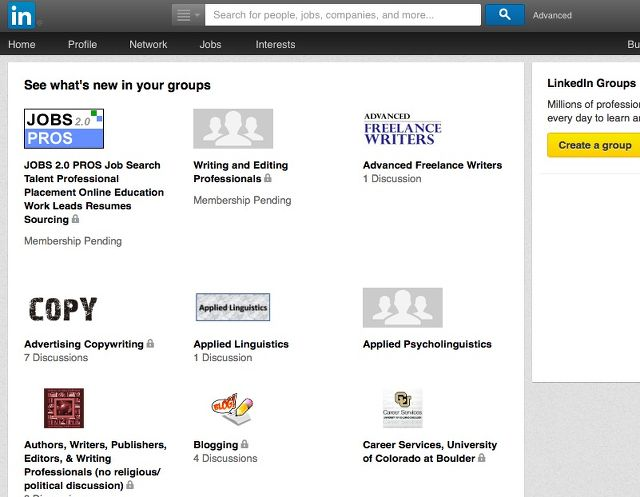 linkedin-your-groups