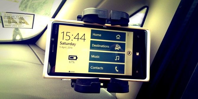 Turn Your Windows Phone Into A Carputer With These Apps