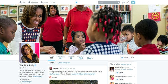 Twitter Changes The Profile Page Design – Again
