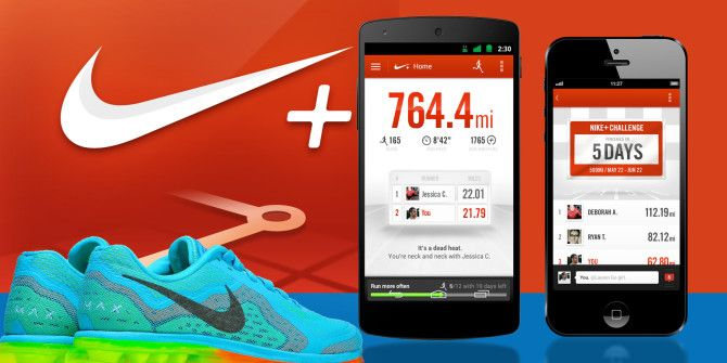 Track, Motivate, and Compete With Nike+ Running