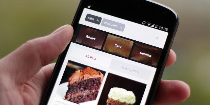 Explore Pinterest In Just A Few Taps As Guided Search Comes To The Mobile Apps