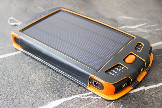 Poweradd Apollo Pro 23,000mAh Solar Battery and Charger Review and Giveaway poweradd apollo pro 23000 solar battery pack review 3
