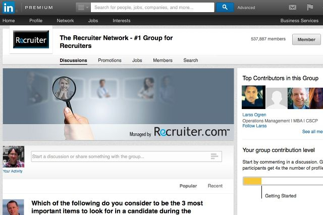 recruiter-network