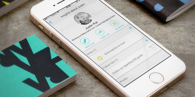 Refresh for iPhone is The Ace Up Your Sleeve at Business Meetings