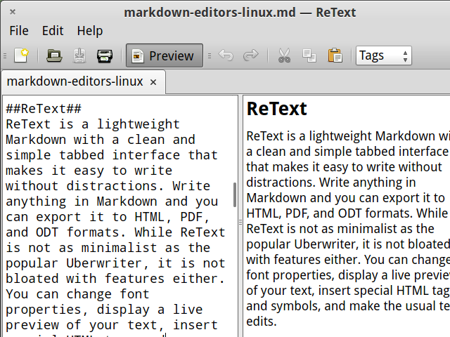 Looking For A Markdown Editor For Linux? Try These 3 Solid Options