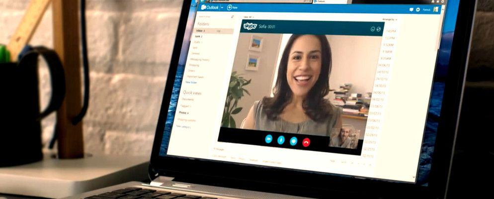 Laptop webcam not working on skype