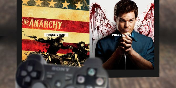 Sons Of Anarchy and Dexter – Two Shows Tailor-Made To Be Video Games