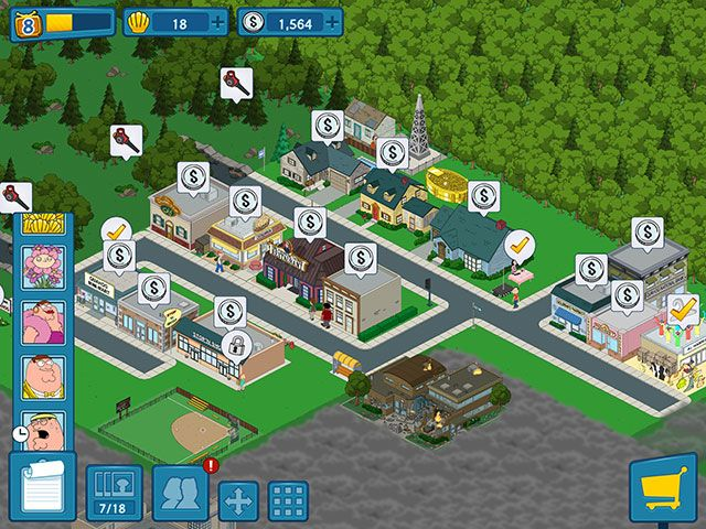 Family Guy: The Quest for Stuff – Essential Fan Service or Free To Play Lunacy? taptap