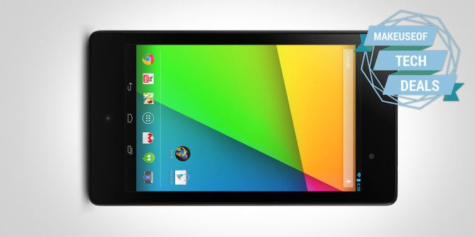 Android Tablets Galore Plus a Staples Special and More [Tech Deals]