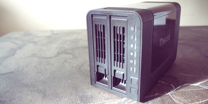Thecus N2310 2-Bay Network Attached Storage Review and Giveaway