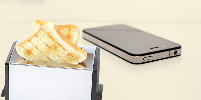 Of Toasters And Smartphones: Apps And The Economy