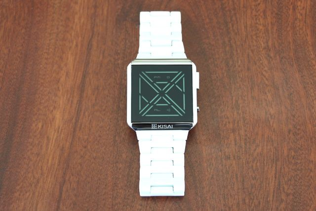 TokyoFlash X Acetate White and Uzumaki Watches Review and Giveaway tokyoflash kisai x acetate watch review 5