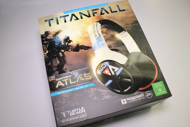 Turtle Beach Titanfall Ear Force Atlas Headset Review & Giveaway turtle beach titanfall ear force atlas headset review 1