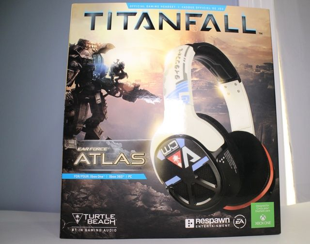 Turtle Beach Titanfall Ear Force Atlas Headset Review & Giveaway turtle beach titanfall ear force atlas headset review 2