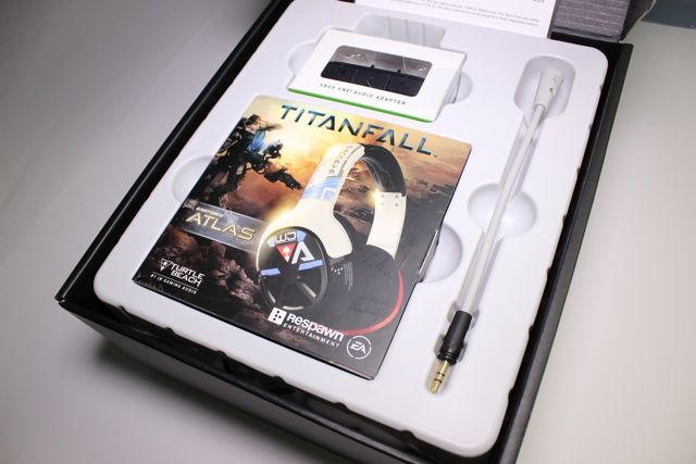 Turtle Beach Titanfall Ear Force Atlas Headset Review & Giveaway turtle beach titanfall ear force atlas headset review 3