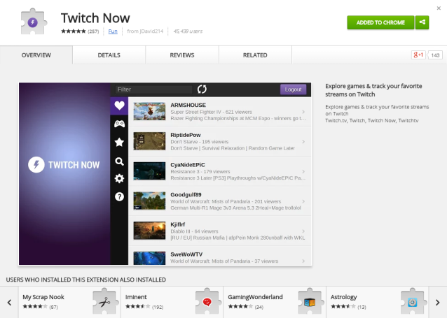 Twitch Now Is The Best Way To Experience Twitch tv In Google