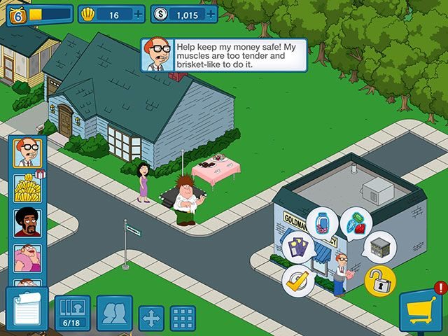 Family Guy: The Quest for Stuff – Essential Fan Service or Free To Play Lunacy? unlocktasks